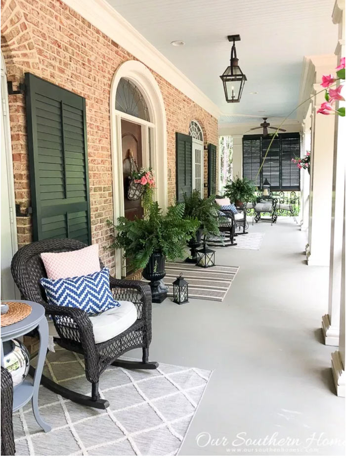 Summer Porch Tour