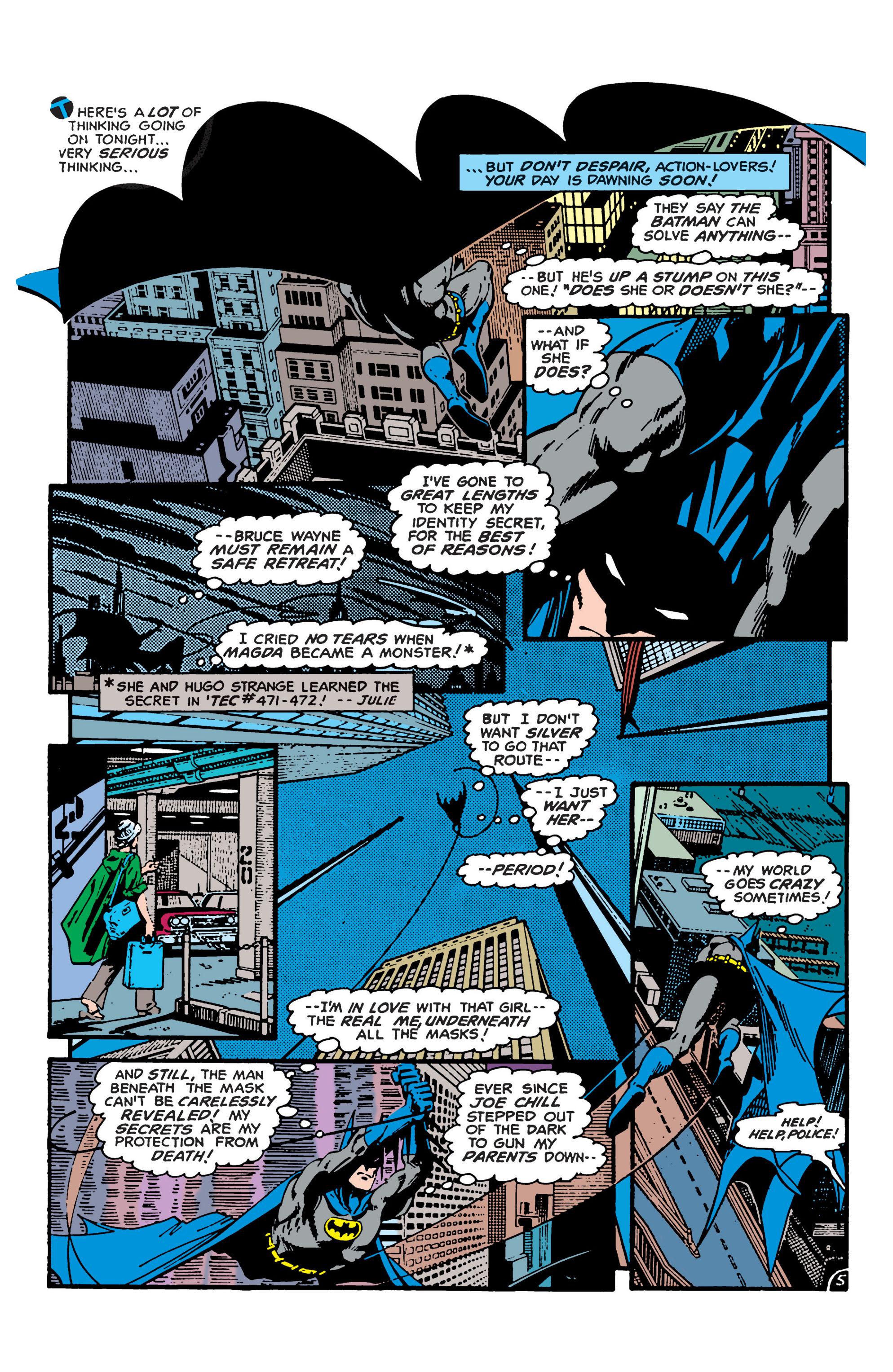Detective Comics (1937) 475 Page 5