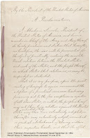 Preliminary Emancipation Proclamation, issued September 22, 1862.