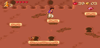 Aladdin - Snes - Captura 2