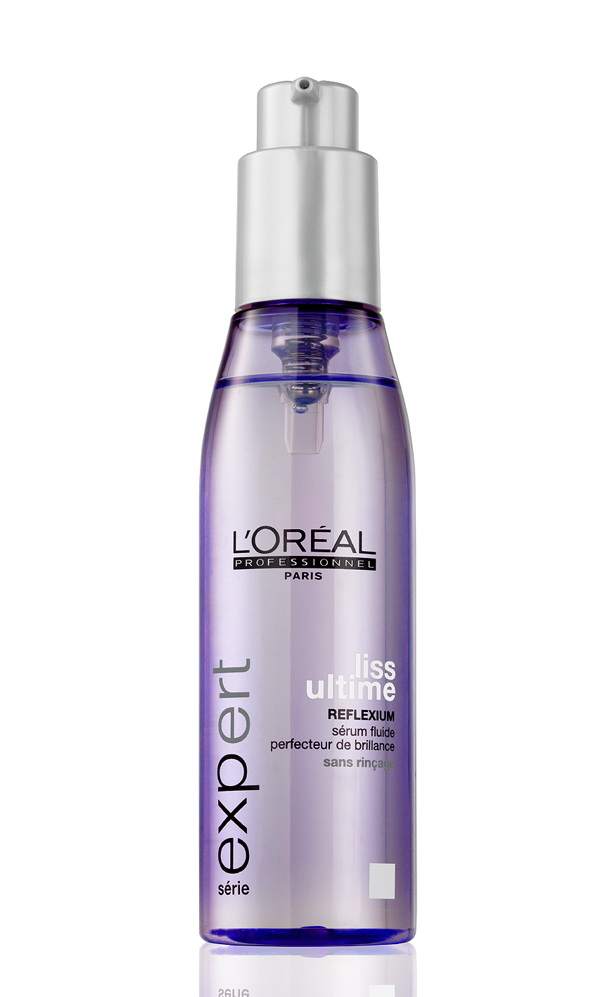 talc review l 39 oreal liss ultime serum. Black Bedroom Furniture Sets. Home Design Ideas