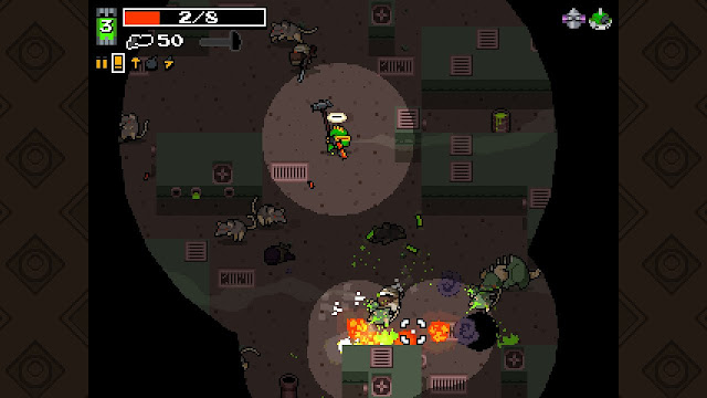 Nuclear Throne Captura 1