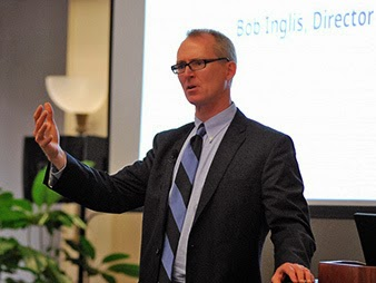 Former Rep. Bob Inglis proposes cutting all energy tax breaks from the tax code. Photo courtesy of the Energy and Enterprise Initiative. (Credit: eenews.net) Click to Enlarge.