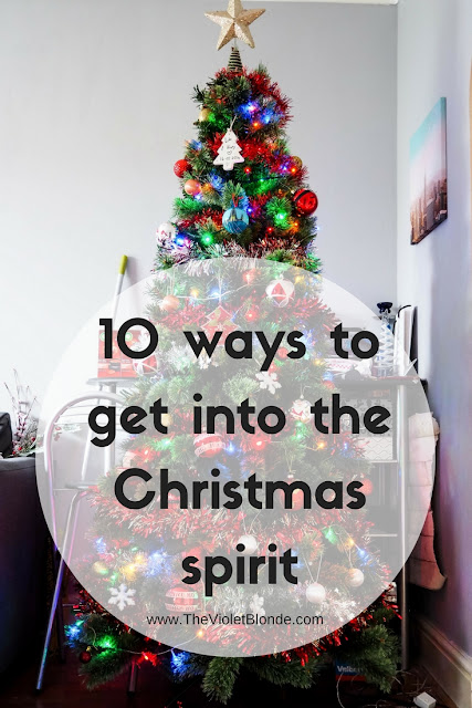 Favourite ways to get into the festive spirit