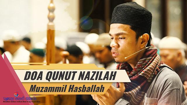 Download Qunut Nazilah Oleh Muzammil Hasballah