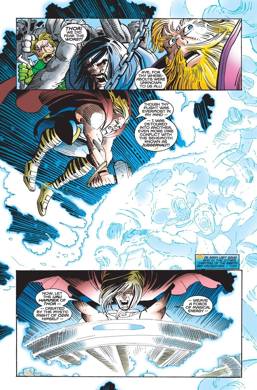 Thor (1998) Issue #18 #19 - English 5