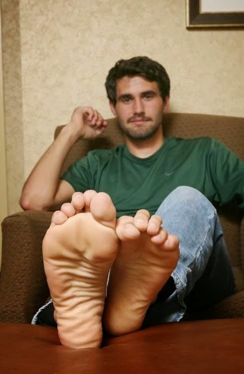 Meaty feet legs and ass 5