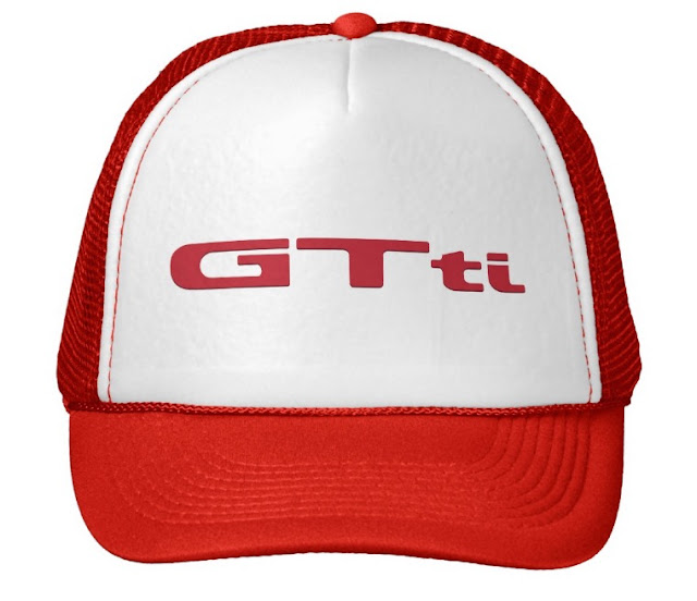 Daihatsu Charade GTti hat with badge