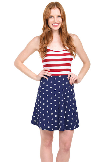 4th of July Outfits for Girls 2017