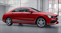 Mercedes CLA 250 4MATIC 2016