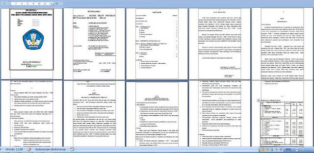 File PROPOSAL BLOCK GRANT PROGRAM REVITALISASI KKG