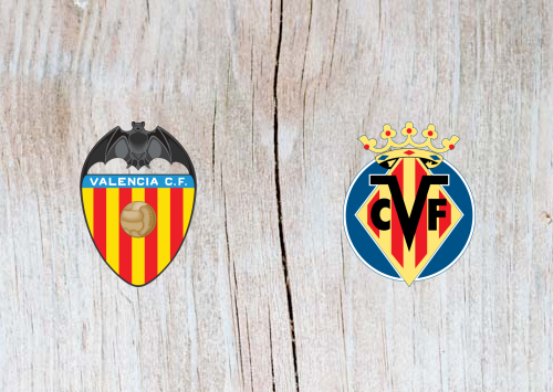 Valencia vs Villarreal - Highlights 26 January 2019