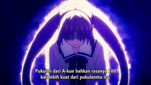 Aho Girl Episode 11 Subtitle Indonesia