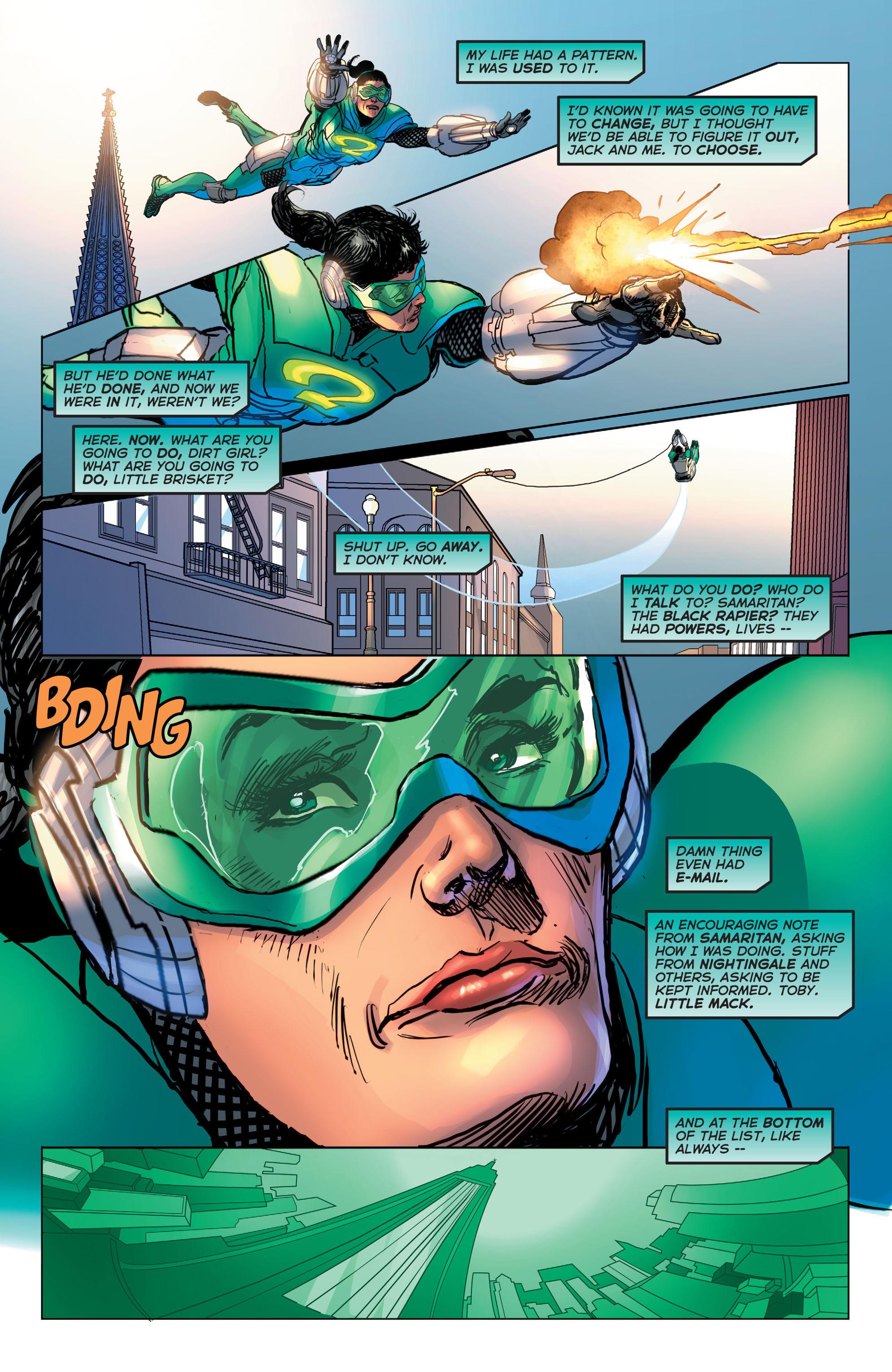 Read online Astro City comic -  Issue #21 - 16