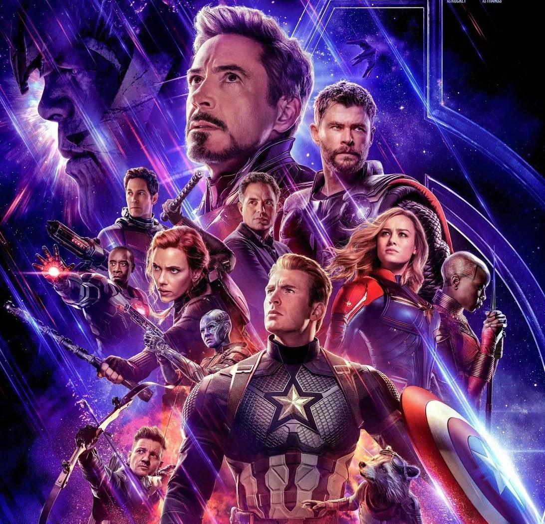 Google Drive Avengers Endgame