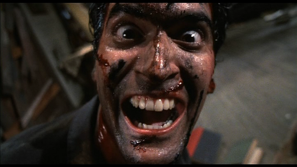 Formidable Joy | Formidable Joy Blog | Movies | Valentine's Day | Gory Movies | Horror | Evil Dead