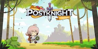 Postknight Mod Apk v1.0.10 Unlimited Money