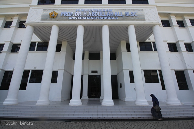 Terobosan Pustaka Unsyiah yang Menjadikannya More Than Just a Library