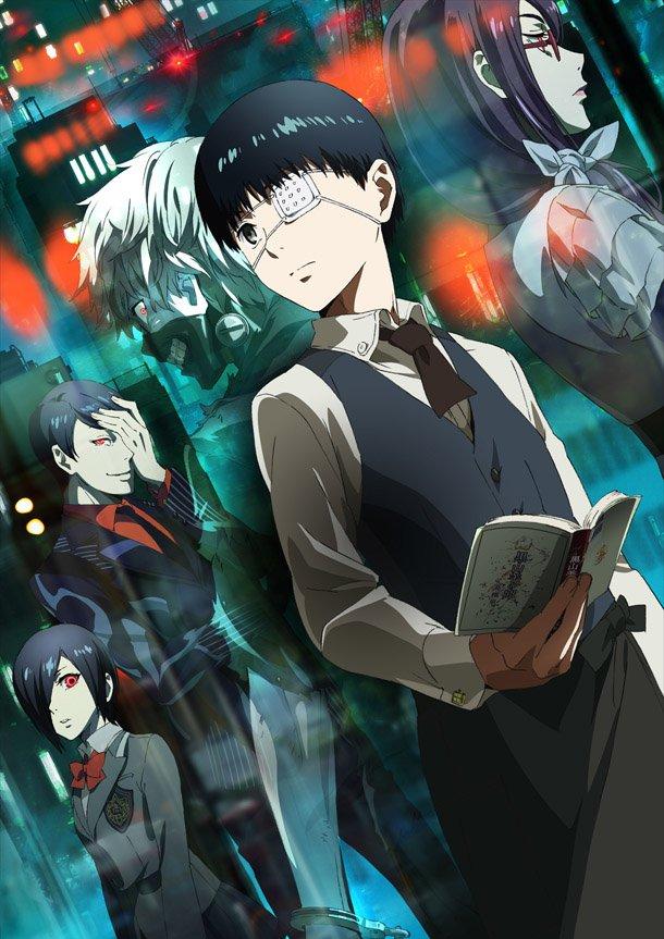 Download Tokyo Ghoul Season 3 Sub Indo : download, tokyo, ghoul, season, Download, Anime, Tokyo, Ghoul, Season, Versi, BATCH, Subtitle, Indonesia, Favorit