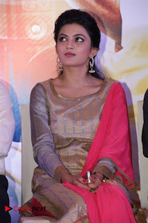 Actress Anandhi Enakku Innoru Per Irukku Press Meet  0022
