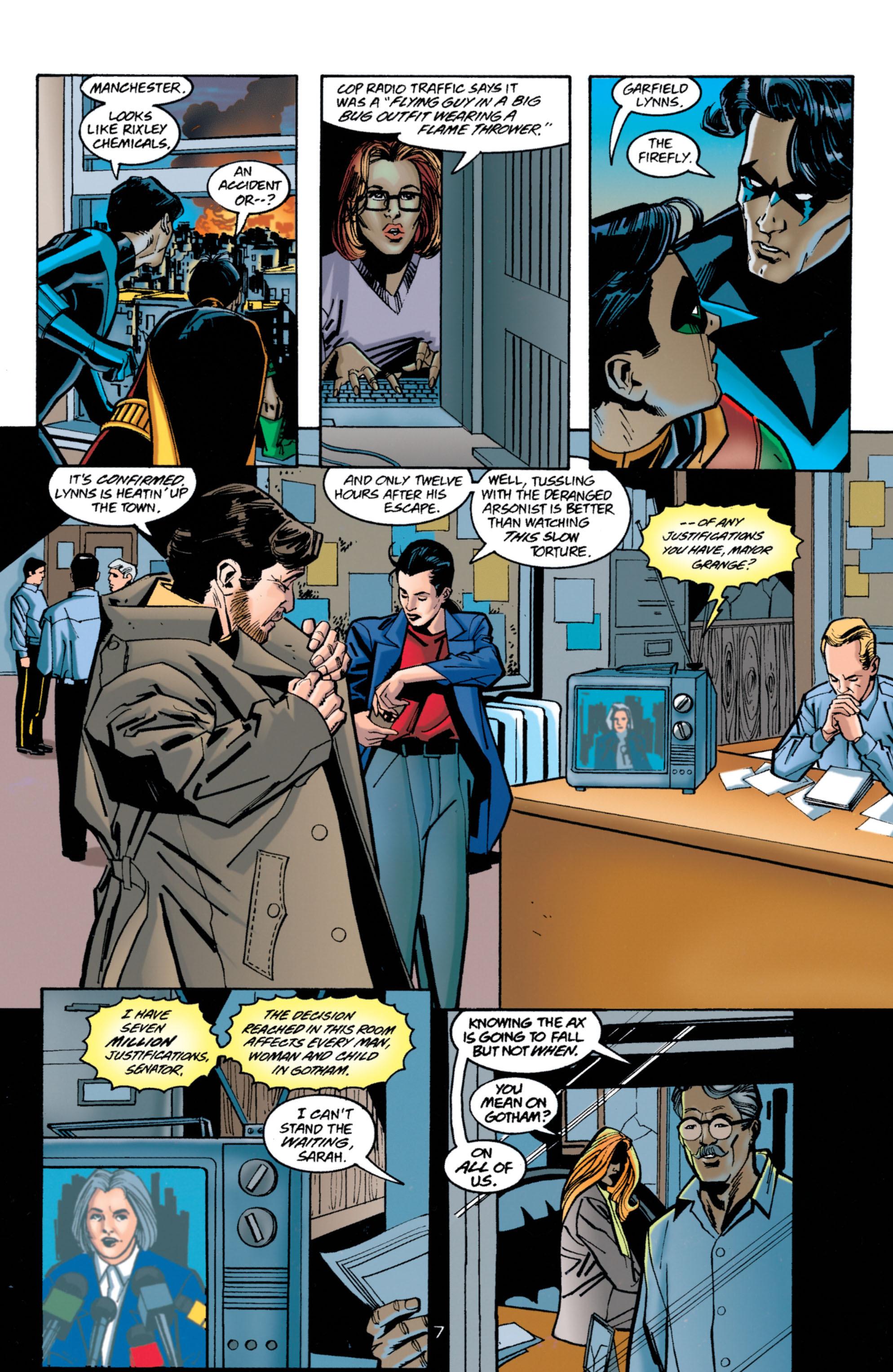 Detective Comics (1937) 727 Page 7