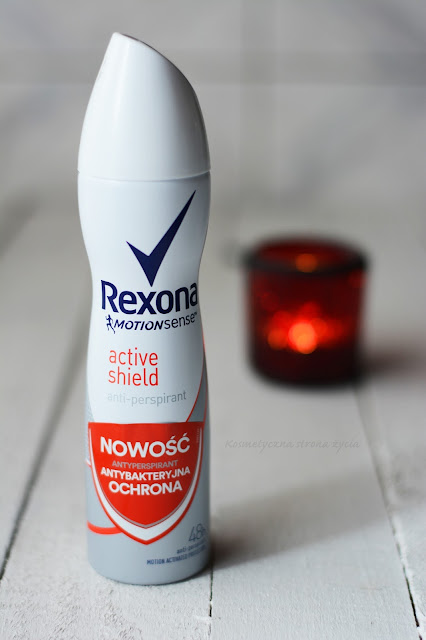 rexona active shield antyperspirant