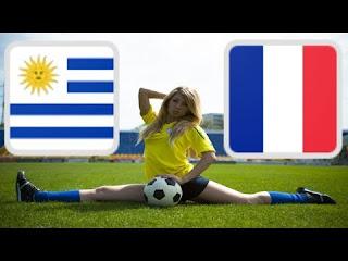 Франция – Уругвай прямая трансляция онлайн 20/11 в 23:00 по МСК.