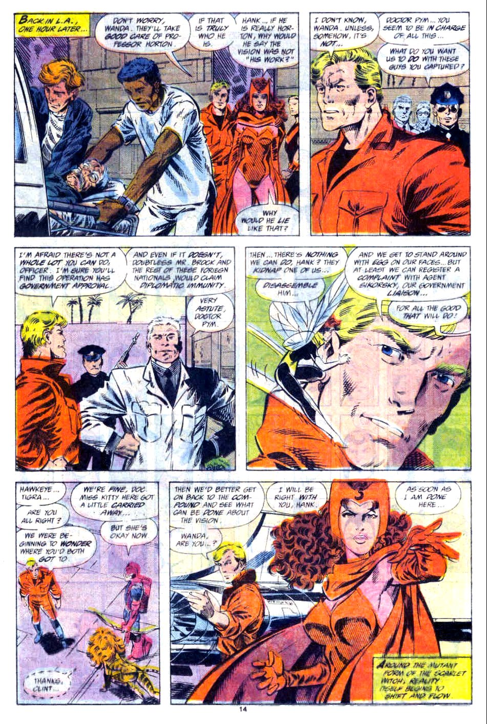Captain America (1968) Issue #354b #287 - English 11