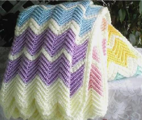 Beautiful Skills Crochet Knitting Quilting Rainbow
