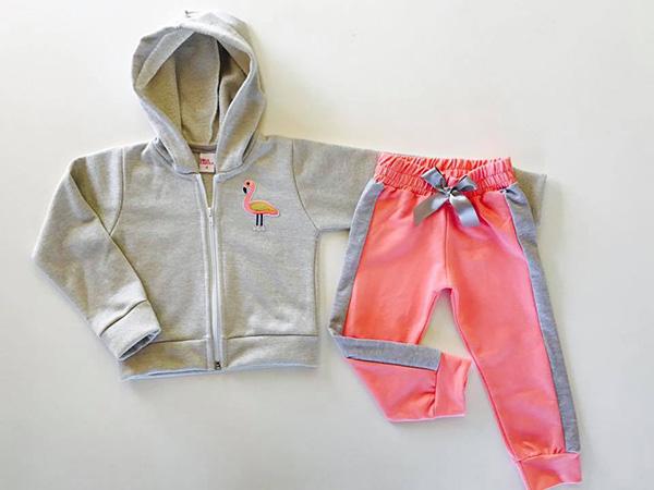 Ropa de moda primavera verano 2018. Moda infantil 2018.