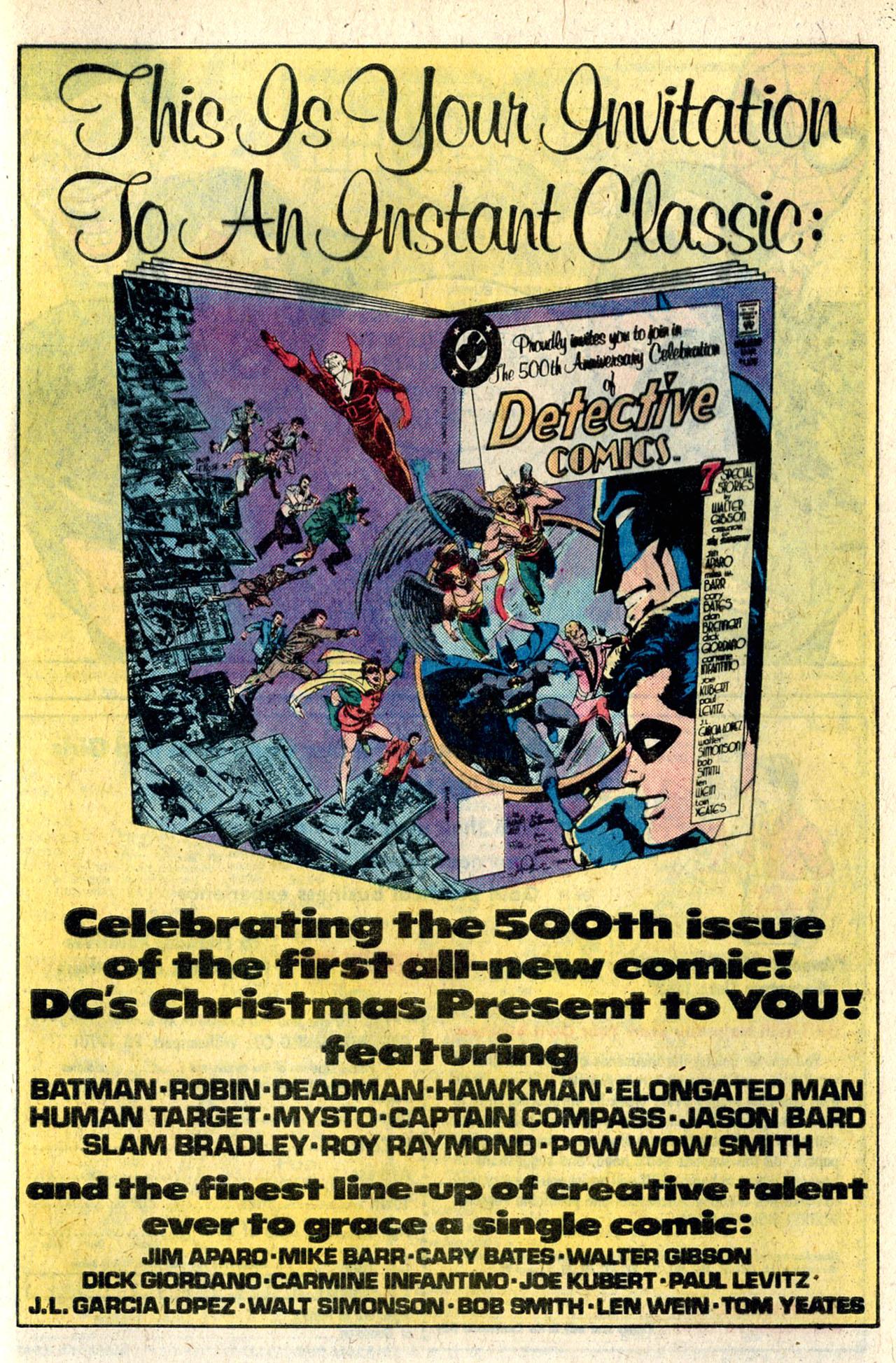 Detective Comics (1937) 499 Page 31