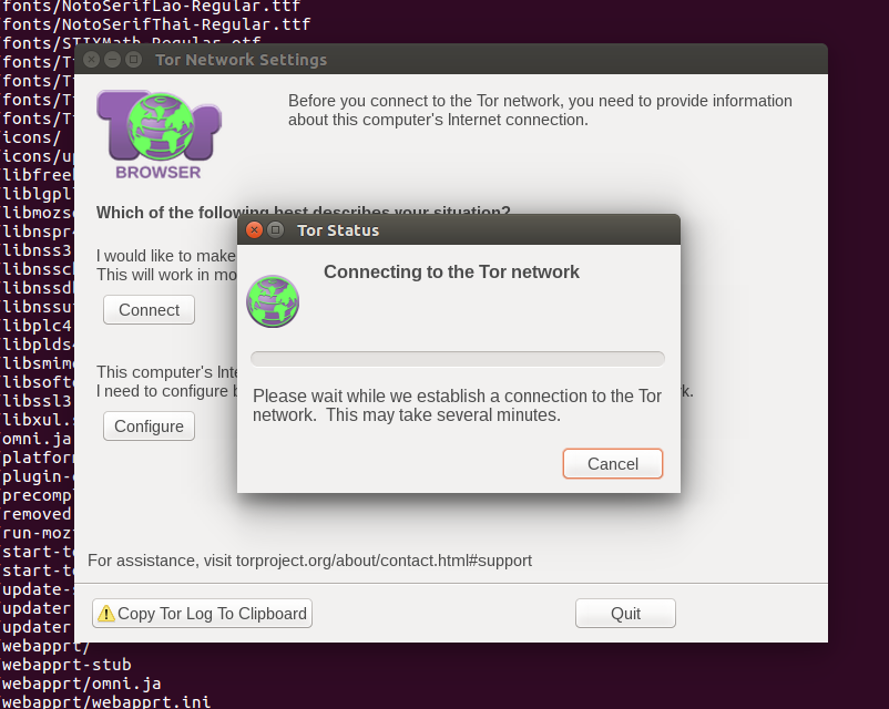 Install Tor Browser 6 0 on Linux MInt and Ubuntu Derivatives - The