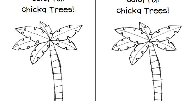 Preschool Wonders: Chicka Chicka Boom Boom! (and a freebie)
