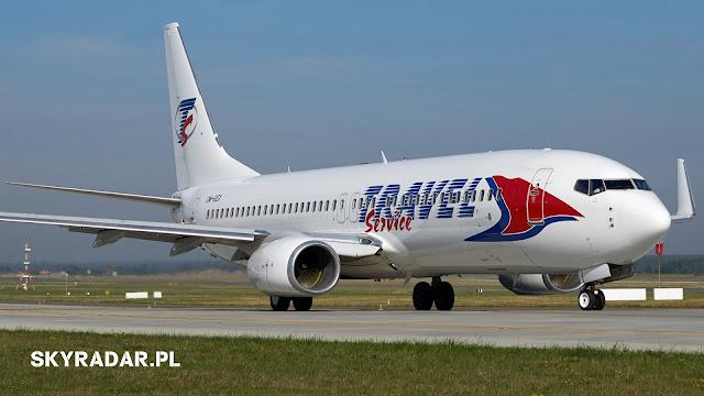 Samoloty - Boeing 737