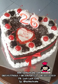 Blackforest Love Romantis
