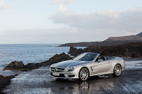 2012 Mercedes SL63 AMG R231 Offcial Press Pictures