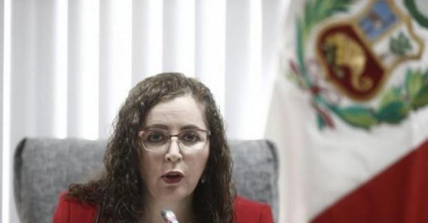 MINEDU se pronuncia sobre hermana de congresista fujimorista Rosa Bartra