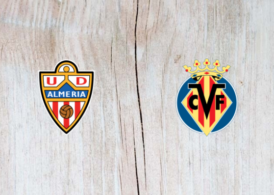 Almeria vs Villarreal - Highlights 01 November 2018
