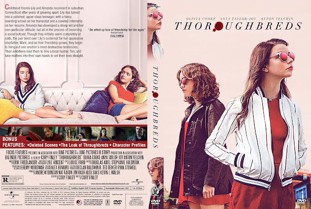 Thoroughbreds DVD Cover