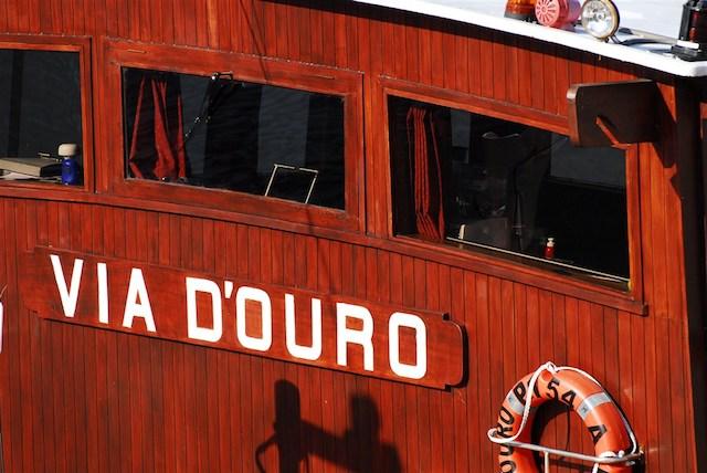 Empresa Via Douro no Porto