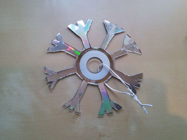 CD Snowflakes