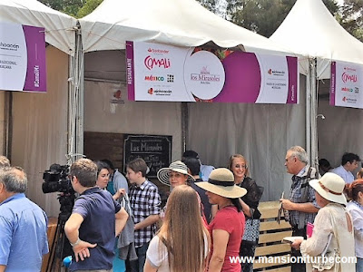 Restaurante los Mirasoles de Morelia, presente en Comali Festival de la Cocina Mexicana