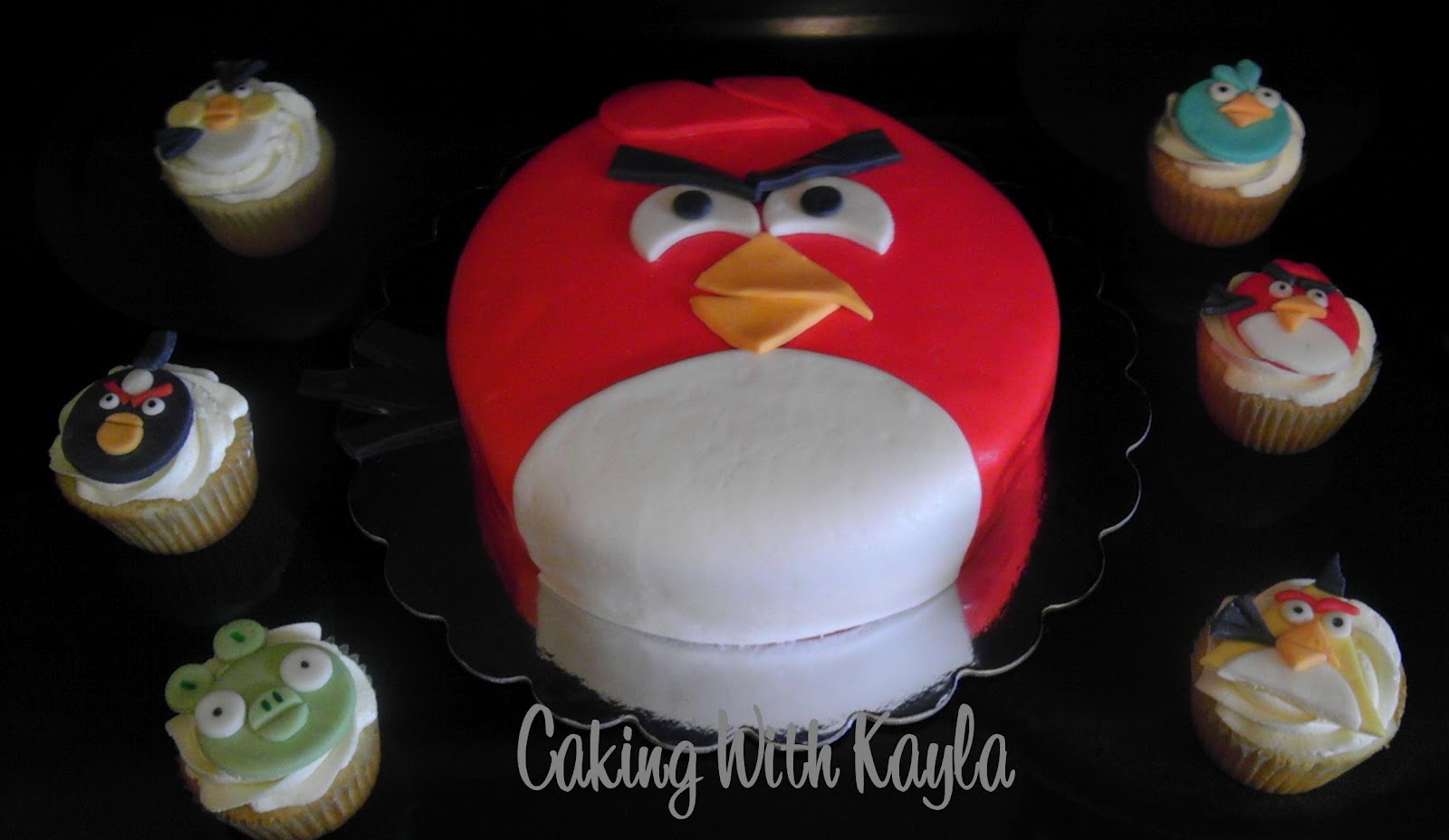 Caking With Kayla June 2012