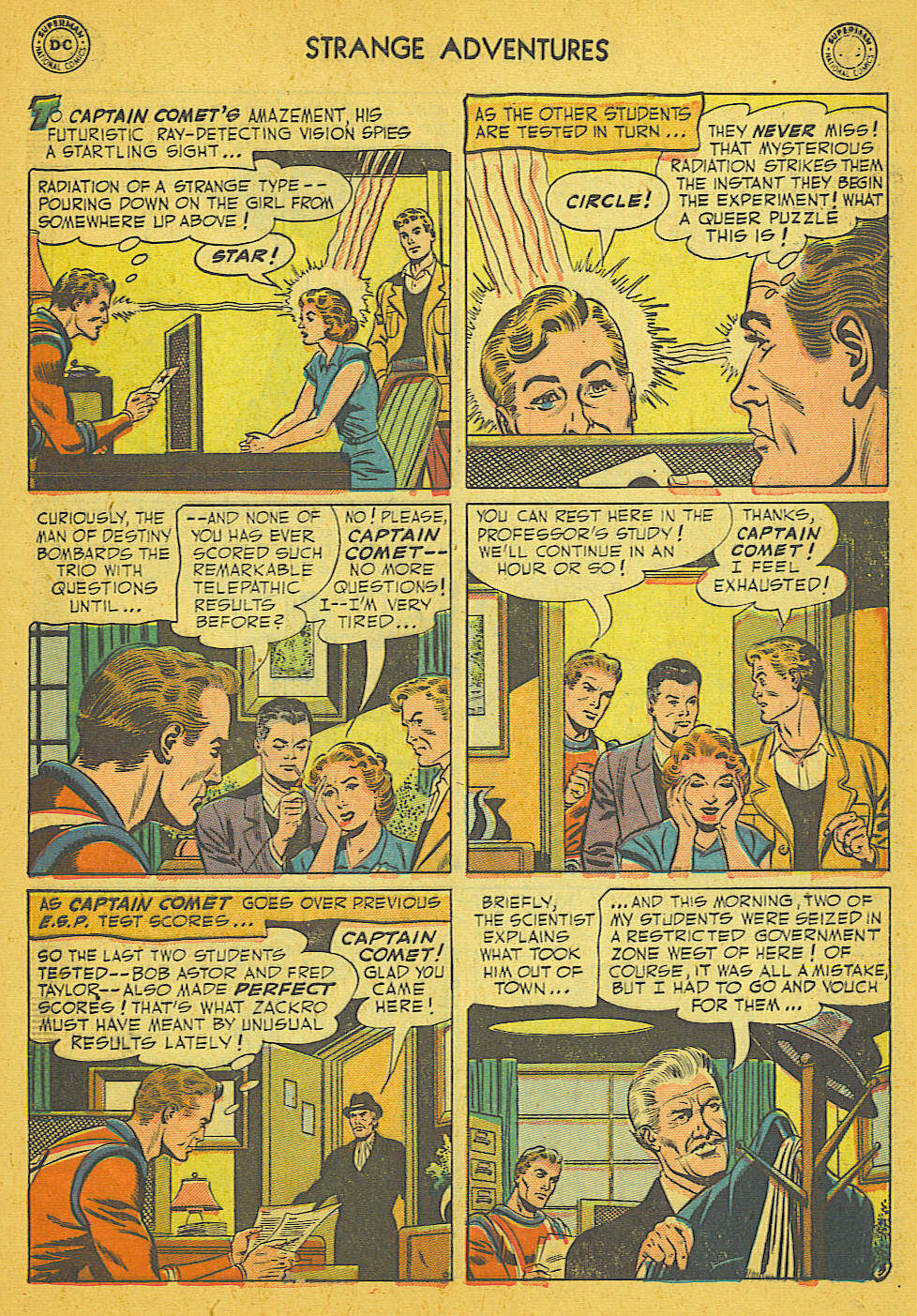 Strange Adventures (1950) issue 21 - Page 5