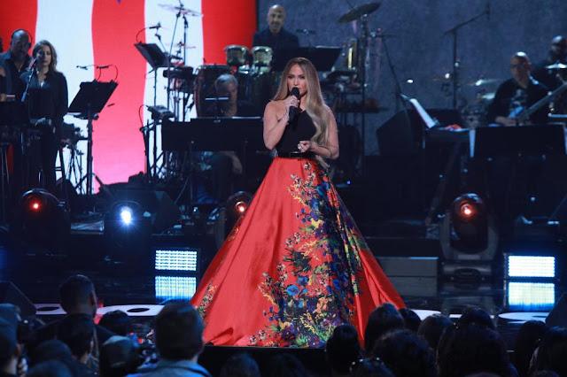 Jennifer Lopez le mandó un muy directo mensaje a Donald Trump