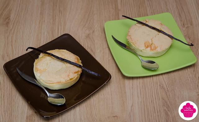 Tourments d'amour - tartelettes à la noix de coco, citron, cannelle et rhum