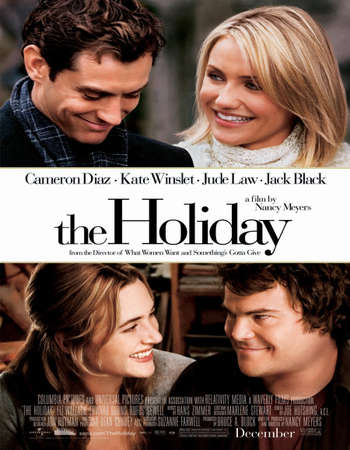 The Holiday 2006 Hindi Dual Audio BRRip Full Movie Download