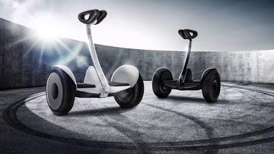 two-wheel self-balling scooter Ninebott Mini