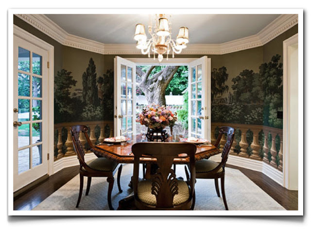 Furrow Dining Table Bends into a Mirror Furrow Dining Table Bends into a Mirror Classical Remodel