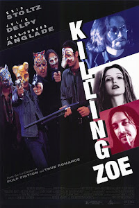 Killing Zoe Poster
